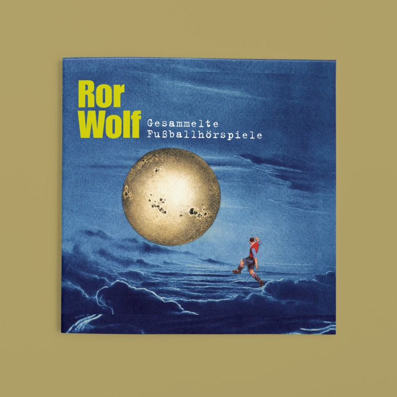Ror Wolf Cover